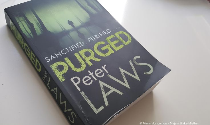 "Buch-Rezension: ""Purged"" von Peter Laws"