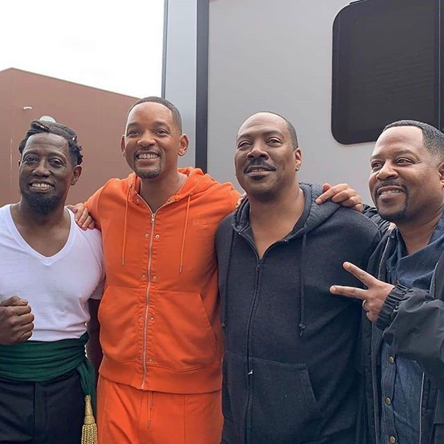 Black Excellence Wesley Snipes Will Smith Eddie Murphy And Martin Lawrence Charliemackfirstout Black Actors Black Hollywood Eddie Murphy