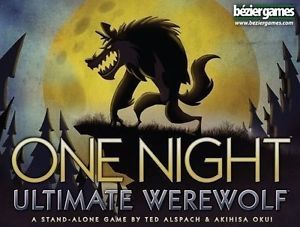 ONE Night Ultimate Werewolf Board Game Brand NEW Sealed | eBay