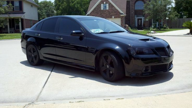 Blacked Out Pontiac G8 GT | GT, what did you have?, (I'm always curious) - Page 21 - Pontiac G8 ...