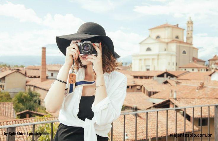 A Ideia de viajar solo pode deixar você insegura. Confira 20 dicas de segurança para viajar sozinha que vão te deixar super confortável! Vem comigo!
