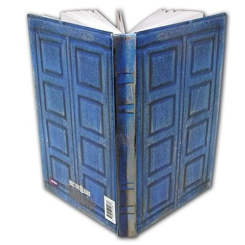 Doctor Who Official Large River Song's Tardis Journal Notebook Collectible Gift | eBay (13,94 e)