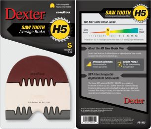 Dexter SST Heel Sawthooth H5 Small