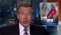 Brian Williams Raps NWA's Straight Outta Compton