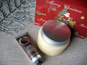 I've Pampered Myself with The Body Shop Treats this Christmas