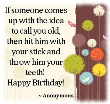 Image Result For Funny Happy Birthday Quotes