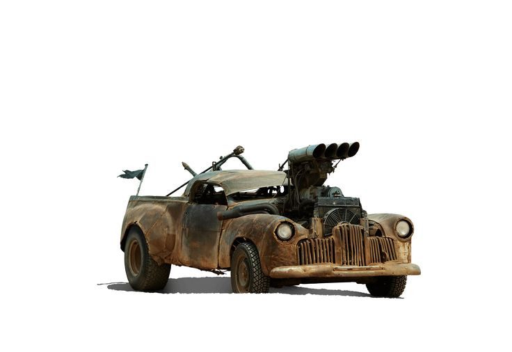 MAD MAX: FURY ROAD - Vehicle Showcase Site