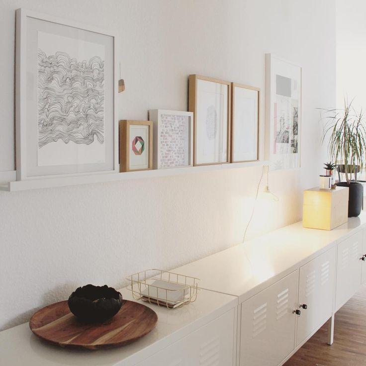 Ikea 'PS' cabinets @la_re_ma