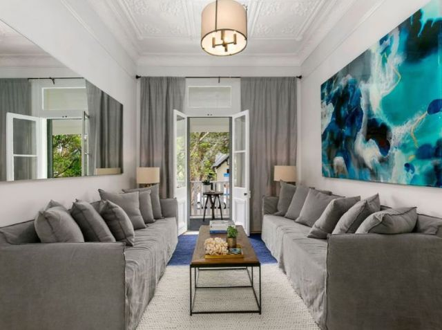 Darren Palmer's own home is open for inspection and for sale - The Interiors Addict