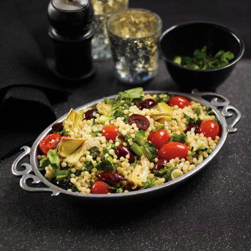 Antipasto Israeli Couscous Salad | PC.ca
