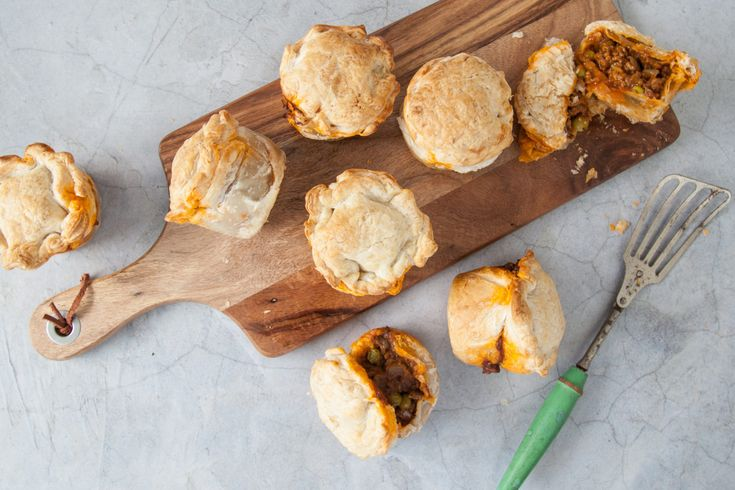 These hearty, Best Ever Aussie Meat Pies will go down a treat with your mates.