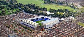 Image result for goodison park 1960s