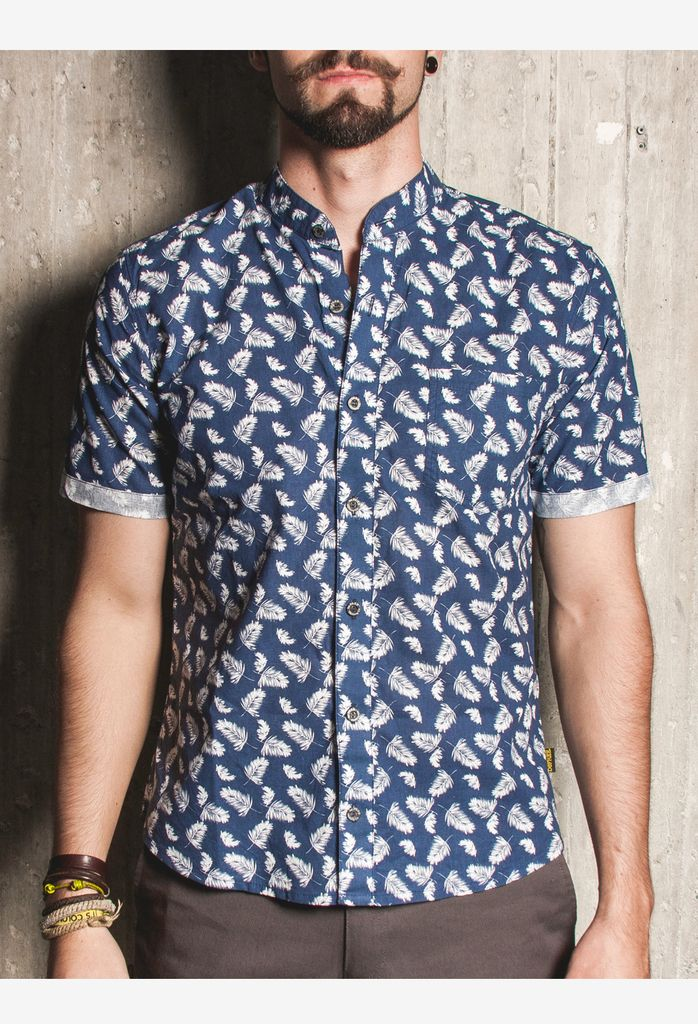 Camisa Manga Corta / Short Sleeve Shirt — beFREE clothing Compra en / Shop at: http://tienda.befreelegion.com/