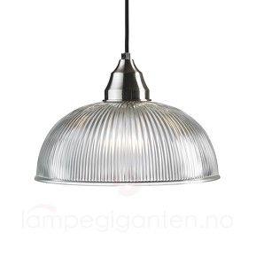Enkel, likefrem lampe <3