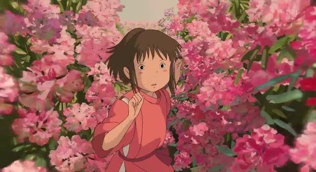 Chihiro Running Ghibli Artwork Studio Ghibli Ghibli Art