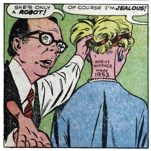 56 random vintage comic - photo #9