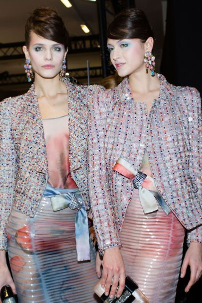 Armani Privé Spring/Summer 2018 Couture Collection