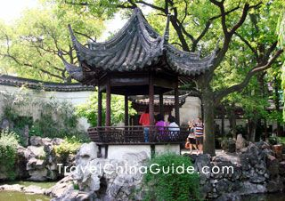 Shanghai -Yuyuan Garden -The picturesque scenery in the garden #GreatFoodRace
