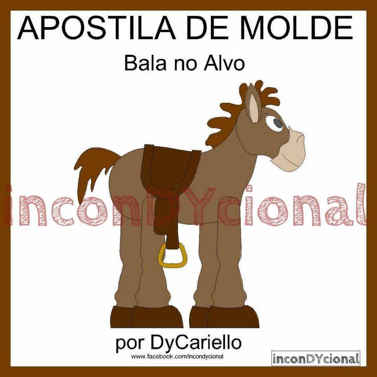 >> Apostila digital com molde d Bala no Alvo - Cavalo do ...