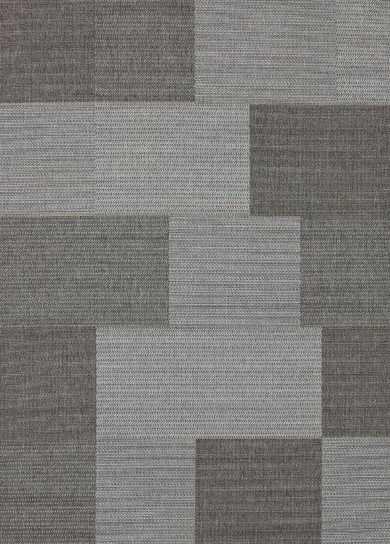 Vloerkleed Sisal 20658-95 Grey 160x220 cm