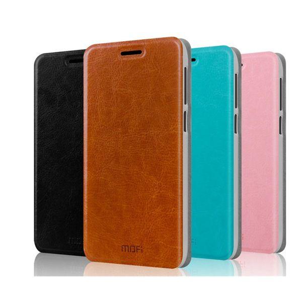 MOFI Rui Series Flip Pu Leather Case Cover For Lenovo A8 A806 A808T
