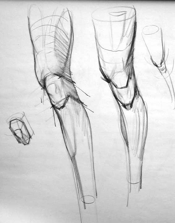 "Anatomy Studies Demo: ""Figure Studies"" - Page 2"