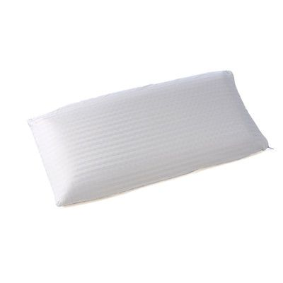Eclipse Perfection Rest Eclipse Natural Latex Foam Pillow Size: King