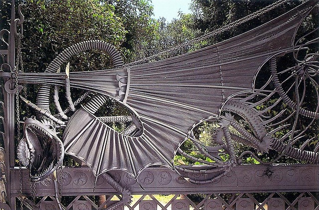 the Dragon of Pedralbes
