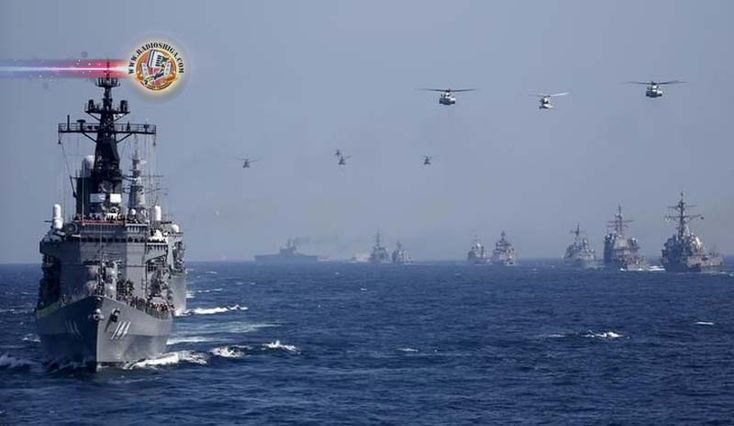 Japão: Novo Comandante das Forças Marítimas de Auto Defesa promete monitorar águas regionais. O novo Comandante Chefe das Forças Marítimas de...