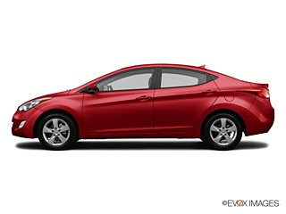 Hundai Elantra - Can't wait for my next car! It has to be red.