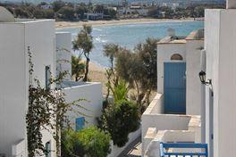 Naxos vakantie in Griekenland. Tips voor je reis met foto's, vakantiebestemmingen, het actuele weer, de mooiste stranden en aanbiedingen voor Naxos.