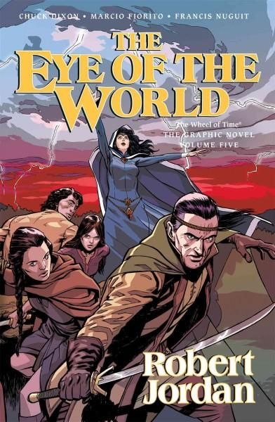 The fifth volume of the authorized, New York Times bestselling graphic novel adaptation of Robert Jordan's New York Times, USA Today , and Toronto Globe and Mail bestseller, The Eye of the World Well-