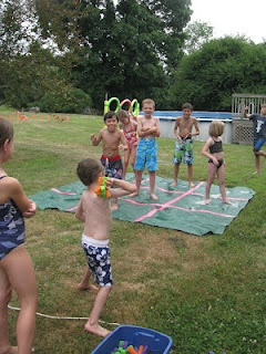 tons of piano camp/group lesson ideas/even outdoor games