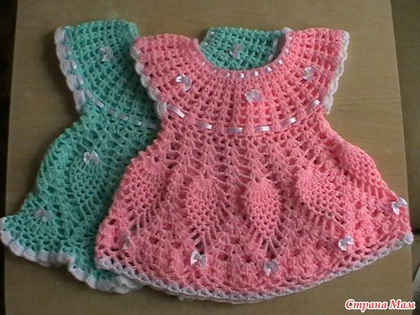 Летние модели платья для маленьких принцесс