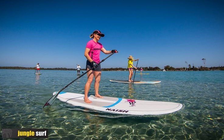 We catch up with Pete Camilleri, organiser of the Inaugural LJ Hooker Forster Island Paddle Festival to find out more about this exciting event and learn a few tips about Paddleboarding for women along the way.