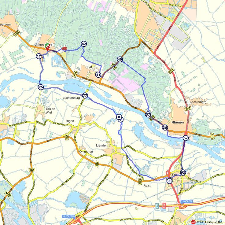 Fietsroute: Langs de Nederrijn tussen Amerongen en Rhenen (http://www.route.nl/fietsroutes/148525/Langs-de-Nederrijn-tussen-Amerongen-en-Rhenen/)