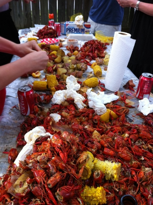 How To Have A Crawfish Boil   Boiled Alive   Bourbon & Boots