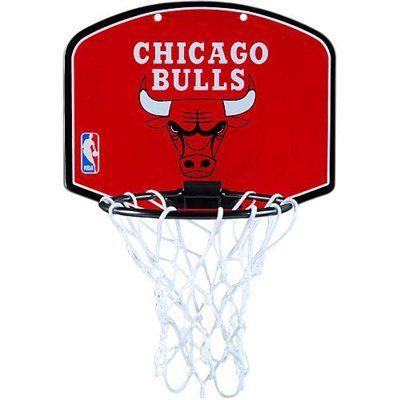 Spalding Chicago Bulls Mini Hoop Set for $19.95