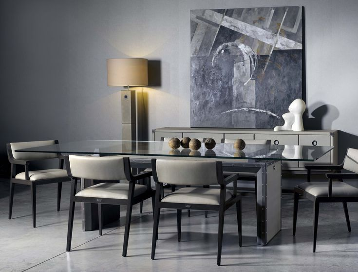 37 best Dining Room Interiors images on Pinterest   Dining tables ...