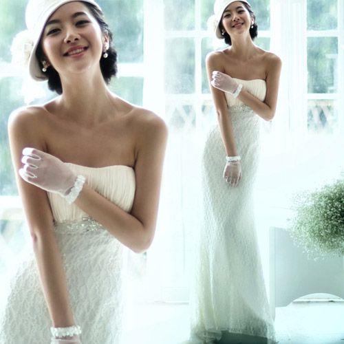 robe de mariée de princesse de fuite de diamant 1267