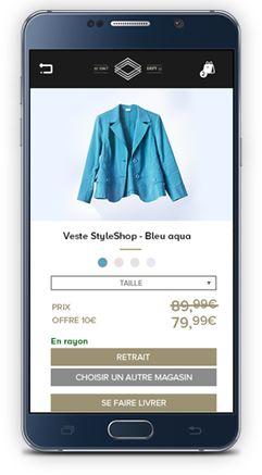 Proximis Instore redonne du pouvoir aux vendeurs en fournissant un équipement mobile adapté permettant de proposer tous les stocks du réseau & mieux connaître vos clients