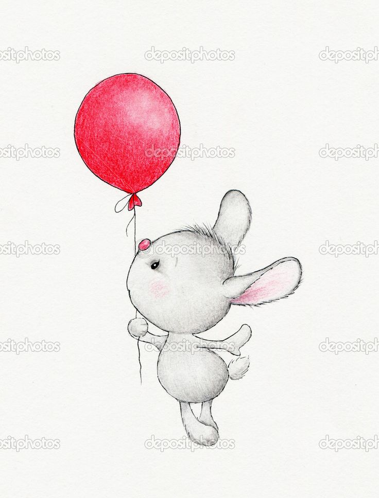 depositphotos_38181529-Cute-bunny-flying-on-balloon.jpg (778×1024)