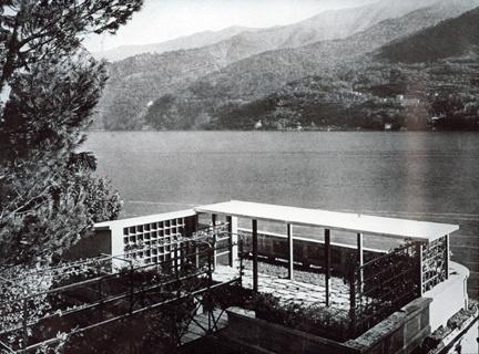 Villa. Franco Albini.