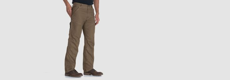 "KÜHL Clothing | THE LAWLESS™ in Men Pants 36"" waist Dark Khaki (5217) 30"" inseam - sold at Scheels, that is where adam tried them on.  Trying to find them cheaper online"