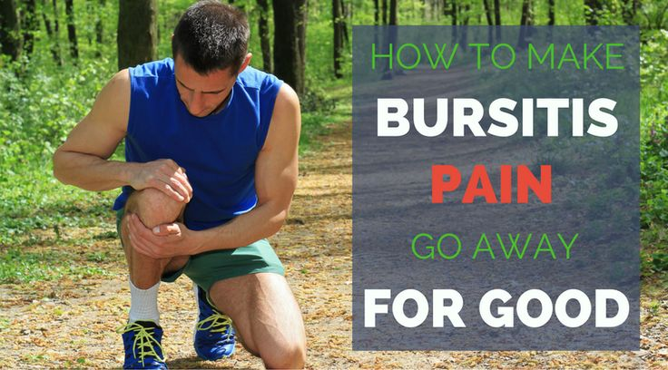 What's the best way to treat bursitis injuries? It depends whether the runner…
