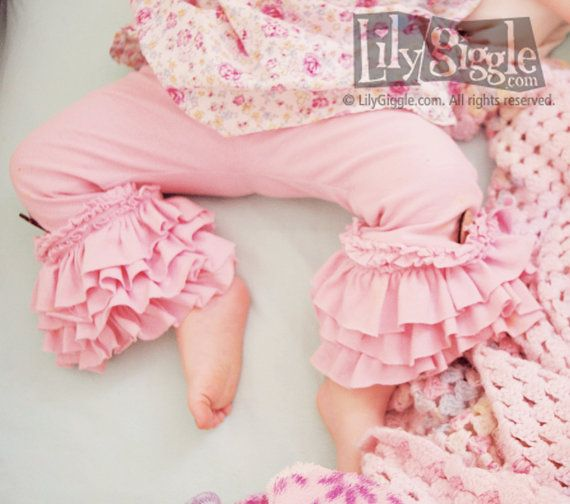 Rings of Ruffles Pant Pattern from LilyGiggle on Etsy - $9.95