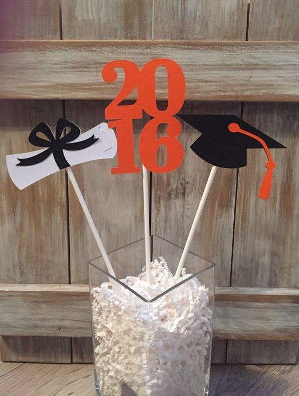 Creative graduration party ideas graduation