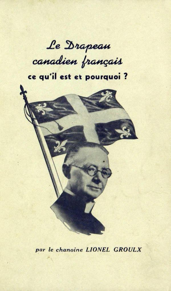 Brochures de Lionel Groulx - La Fondation Lionel-Groulx