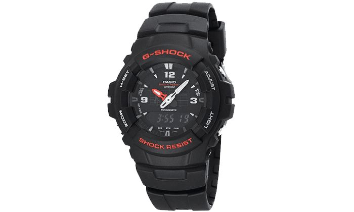 Best Analog Sports Watch: Casio Men's G-Shock Classic Analog-Digital Watch