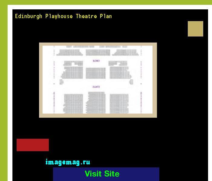 Edinburgh Playhouse Theatre Plan 130328 - The Best Image Search